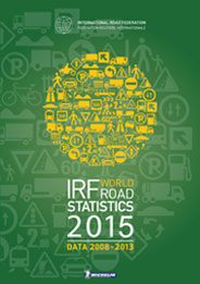 World Road Statistics 2015 - Data 2008-2013